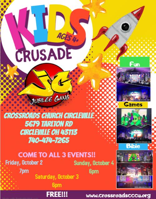 Kid's Crusade